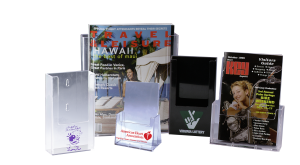 Brochure and Literature Holders