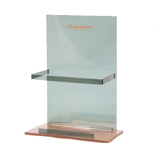 Literature holder - branding display