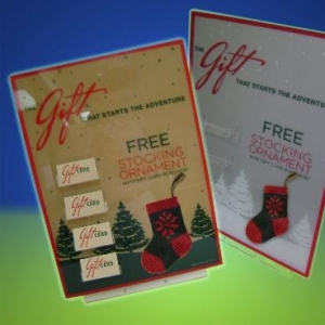 The Popularity of Gift Card Displays in Retail